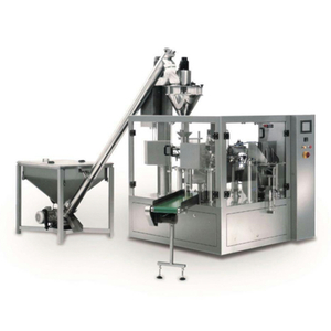 Automatic Rotary Pouch Packaging Machine
