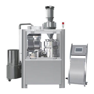 NJP-2-6000C全自动胶囊灌装机