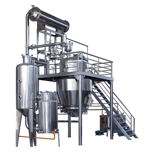 Technical Parameters of the Extraction System