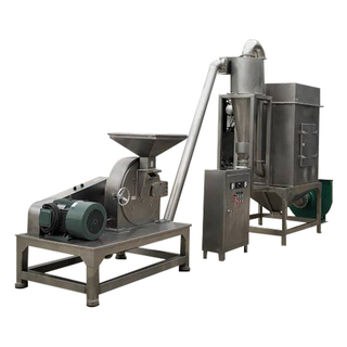 WF-60B High Efficient Universal Pulverizing Machine with Dust Collection System