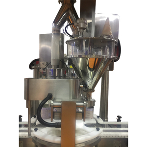 Automatic Formula Milk Packaging Line