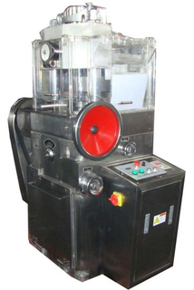 Camphor Ball Rotary Tablet Press Machine