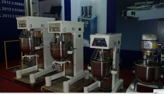 Planetary Mixer for Food, Pharmaceutical Manufacturing