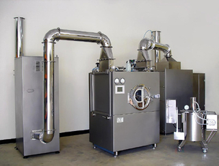 Automatic Tablet Film Coating Machine (Model BG)