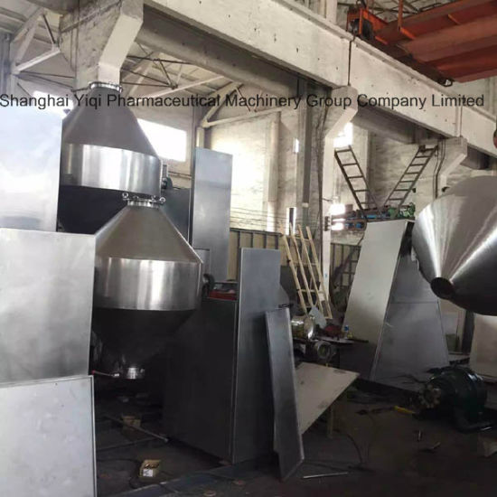 China High Quality Rotary Double Cone Mixer (W-500)