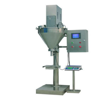 Semi-Automatic Weighing Filling Machine for Milk Powder, Protein Powder etc.