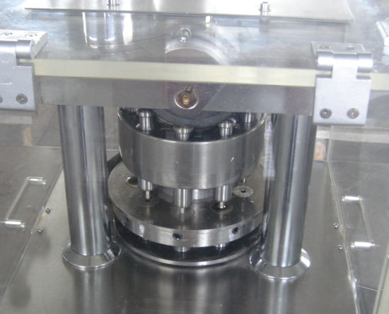 Ce Approved GMP Mini Rotary Tablet Compression Machine for R & D (ZP5, ZP7, ZP9)
