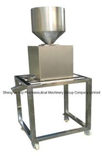 压片机辅助机械及金属探测器