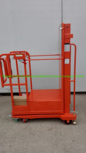 Semi-Automatic Electrical Order Picker Automatic Packing Machine