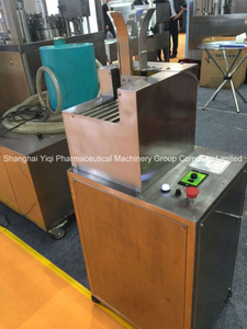 Automatic Pharmaceutical Tablet Deblistering Machine