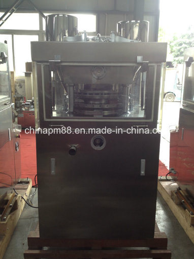Automatic Rotary Tablet Press Machine for Caplets