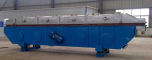 Vibrating Fluid Bed Dryer & Drying Machine (ZLG)