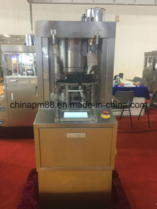 Mini Rotary Tablet Press Machine Zps8 Series with Ipt Punches