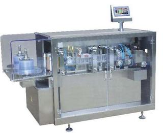 塑料安瓿瓶自动成型、灌装、封口机