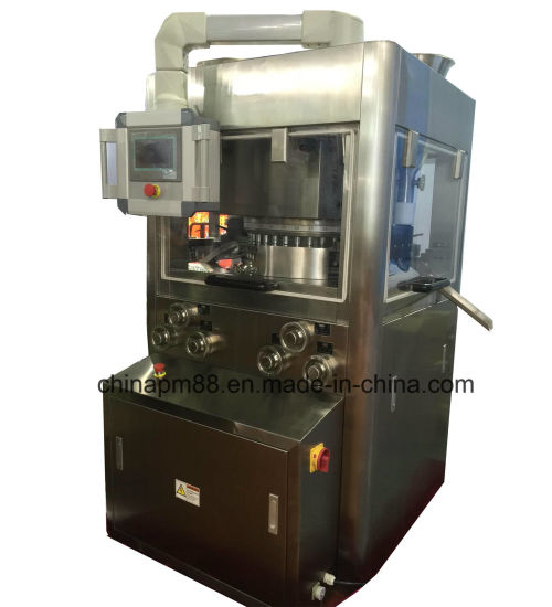 China High Speed Ipt Tooling Rotary Tablet Press (HSZP-35)