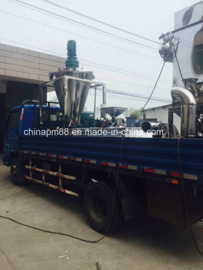 High Quality Fertilizer Manufacturing Machine Double Screw Conical Mixer