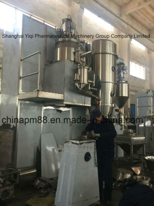 Fully Closed Solid Preparation Granulating Drying Processing System